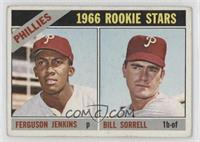 Phillies Rookie Stars (Fergie Jenkins, Bill Sorrell) [Good to VG&#820…