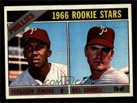 Phillies Rookie Stars (Fergie Jenkins, Bill Sorrell) [NM]