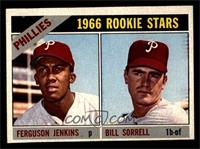 Phillies Rookie Stars (Fergie Jenkins, Bill Sorrell) [EX MT]