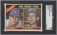 Dodgers Rookies (Bill Singer, Don Sutton) [SGC84]