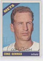 Ernie Bowman