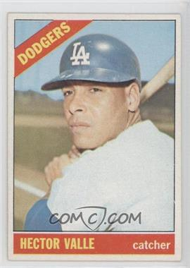 1966 Topps #314 - Hector Valle