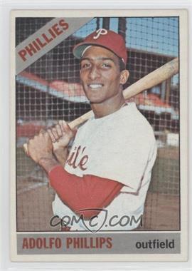 1966 Topps #32 - Adolfo Phillips