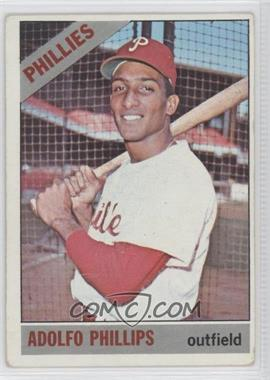 1966 Topps #32 - Adolfo Phillips [Good to VG‑EX]
