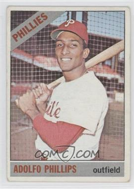 1966 Topps #32 - Adolfo Phillips [GoodtoVG‑EX]