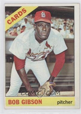 1966 Topps #320 - Bob Gibson