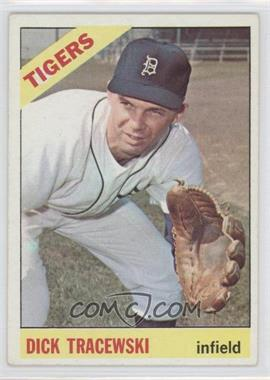 1966 Topps #378 - Dick Tracewski [Good to VG‑EX]