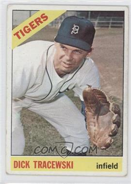 1966 Topps #378 - Dick Tracewski [GoodtoVG‑EX]
