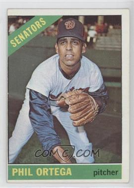 1966 Topps #416 - Phil Ortega
