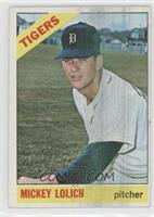 Mickey Lolich [Good to VG‑EX]