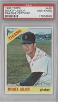 Mickey Lolich [PSA/DNA Certified Auto]