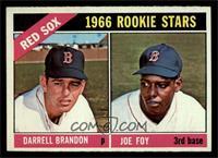 Darrell Brandon, Joe Foy [EX]