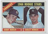 Bobby Murcer, Dooley Womack [GoodtoVG‑EX]