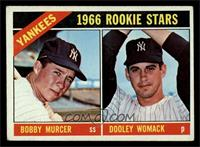 Bobby Murcer, Dooley Womack [EX]