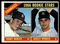 Bobby Murcer, Dooley Womack [EX MT]