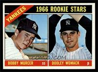 Bobby Murcer, Dooley Womack [NM]