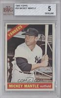 Mickey Mantle [BVG 5]