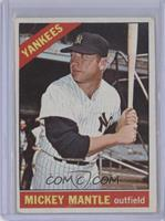 Mickey Mantle [Good to VG‑EX]