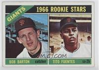 Bob Barton, Tito Fuentes
