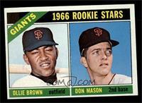 Ollie Brown, Don Mason [EXMT]
