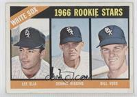Lee Elia, Dennis Higgins, Bill Voss [Good to VG‑EX]