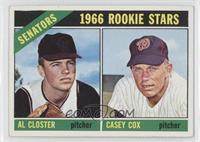 Al Closter, Casey Cox
