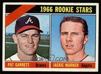 Rookie Stars (Pat Garrett, Jackie Warner) [VGEX]