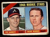 Rookie Stars (Pat Garrett, Jackie Warner) [POOR]