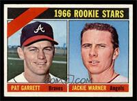 Rookie Stars (Pat Garrett, Jackie Warner) [EXMT]
