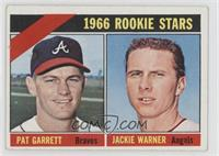 Rookie Stars (Pat Garrett, Jackie Warner) [Good to VG‑EX]