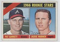 Rookie Stars (Pat Garrett, Jackie Warner) [GoodtoVG‑EX]