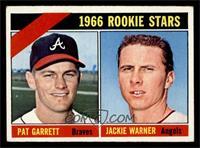 Rookie Stars (Pat Garrett, Jackie Warner) [VG]