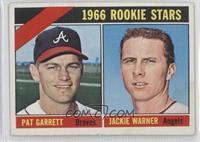 Rookie Stars (Pat Garrett, Jackie Warner)