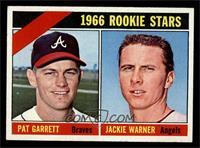 Rookie Stars (Pat Garrett, Jackie Warner) [EX]