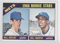 Bill Hepler, Billy Murphy