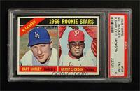 N. League Rookies (Bart Shirley, Grant Jackson) [PSA6]