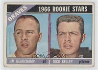 Jim Beauchamp, Dick Kelley