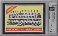 New York Yankees Team [GAI 7.5]