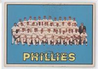 Philadelphia Phillies Team [GoodtoVG‑EX]