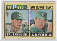 Sal Bando, Randy Schwartz [Poor]