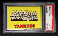 New York Yankees Team [PSA 8]