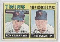 Ron Clark, Jim Ollom [GoodtoVG‑EX]