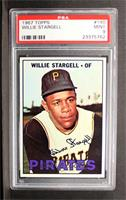 Willie Stargell [PSA 9]