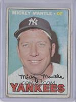Mickey Mantle [Poor to Fair]