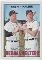 Norm Cash, Al Kaline