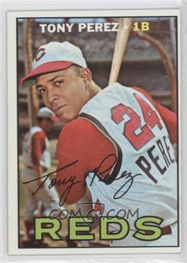 1967 Topps - [Base] #476 - Tony Perez