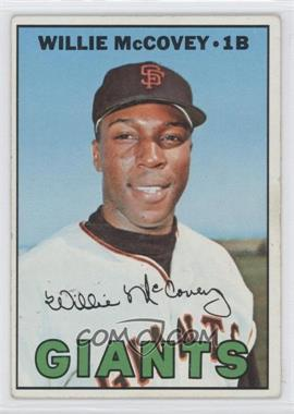 1967 Topps - [Base] #480 - Willie McCovey