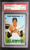 Juan Marichal [PSA8]