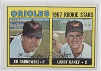 Ed Barnowski, Larry Haney [GoodtoVG‑EX]