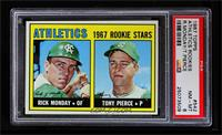 Rick Monday, Tony Pierce [PSA 8]